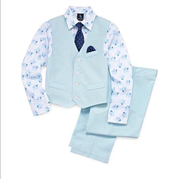 c43676321e7 jcpenney Matching Sets | Boys Suit Size 6 | Poshmark